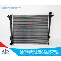 Buy cheap For HYUNDAI TUCSON 2011 / KIA SPORTAGE 2009 -MT 25310-2S550 Aluminum Car Radiators from wholesalers