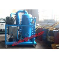 Buy cheap Vacuum Evaporation Oil Purification Machine,Oil Refining For Used Dieletric/Insulation Oil from wholesalers