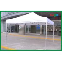 Buy cheap Custom 3x3m White Pop Up Foldable Tent Gazebo For Promotion Advertising from wholesalers