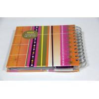 Buy cheap A4 A3 Yo Binding Notebook , Softcover Book Printing With Spiral Binding from wholesalers