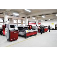 Buy cheap HE 750 Watt YAG Laser Cutting Machine Water Cooling With Large Format from wholesalers
