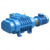 Buy cheap High-pressure roots rotary lobe blower used for cement plant from wholesalers