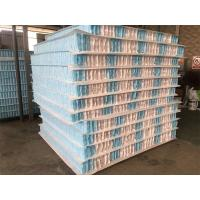 Buy cheap Individually Pocketed Coils Spring Fire Retardant With Non Woven Fabric product
