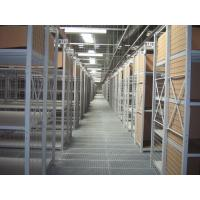 Buy cheap Warehouse Multi Tier Mezzanine Rack Pallet Racking Mezzanine Floors from wholesalers