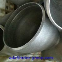 Buy cheap 1/2'' Butt Weld Fittings Concentric Pipe Reducer WP347H SCH40s ASME B16.9 from wholesalers