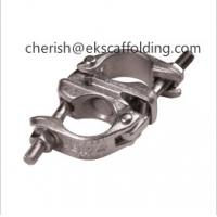 Buy cheap British Swivel Coupler scaffolding coupler scaffolding materials from wholesalers