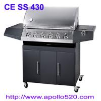Buy cheap Outdoor BBQ Gas Grill, 6burner from wholesalers