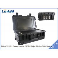 Buy cheap Military / Police wireless hd video transmitter and receiver HDMI Output IP65 Waterproof from wholesalers
