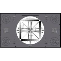 Buy cheap 3nh TE128 D TRANSPARENCY high resolution non-broadcast cameras ITE HIGH RESOLUTION CHART 16:9 product