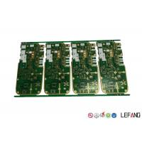 Buy cheap 4 Layers High Frequency PCB Board ENIG Surface Communication Device Application product