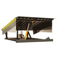 Buy cheap Aluminum / steel mobile loading dock equipment with 10 - 15T Loading Capacity from wholesalers