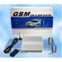 Buy cheap Gsm Car Alarm System from wholesalers