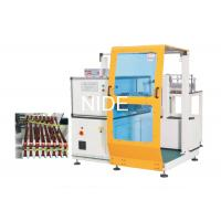 CNC Full Automatic Coil Winding Machine / Equipment for big power motor