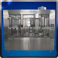 Buy cheap SDF16-12-6 Bottled Water Fill Machines with Washing, Filling, Capping (3 in 1) Function from wholesalers