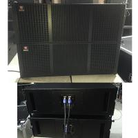 Buy cheap LA-212 dual 12'' 3 way line array speaker  indoor or  out door from wholesalers