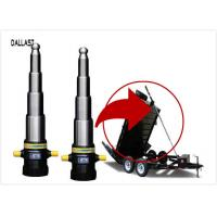 Buy cheap Single Acting Hydraulic Cylinder Lift for Truck Hinge Axis Vertical Telescoping product