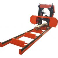 Buy cheap Portable Lumber Band Saw Woodworking Horizontal Log Bandsaw Mill from wholesalers