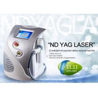 Buy cheap 1064nm 532nm Q-Switched ND YAG Laser Machine For Pigmentation Removal from wholesalers