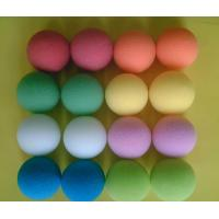 Buy cheap Colored Styrofoam Balls	, Good Elasticity Super Softness Polypropylene Foam Stress Balls from wholesalers