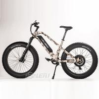 Buy cheap 2018 LEILI 1000W Fat tire e-bike electric bicycle mountain e-bike 26 electric bike from wholesalers