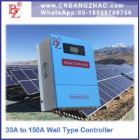 Buy cheap 220V Rated Battery Voltage PV Charge Controller with RS485 Function from wholesalers