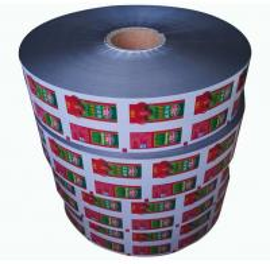 Buy cheap Small Sachet Ketchup Packaging Roll Film for Restaurants , Packaging Roll Film from Wholesalers