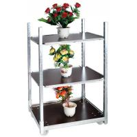 Buy cheap Galvanized steel transportation galley folding trolley cart from wholesalers
