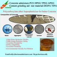 China Concrete Superplasticizer Macromonomer TPEG with Good Slump Retention Effect on sale