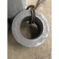 Buy cheap 2507 Super Duplex Forging Steel Round Ring Black Surface SAF 2507 Hollow Bar from wholesalers