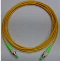 Buy cheap FC APC Fiber Optic Patch Cord with LSZH cable from wholesalers