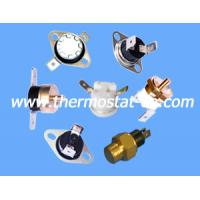 Buy cheap KSD301 bimetallic thermostat from wholesalers