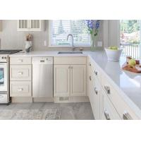 Buy cheap Galaxy Natural Quartz Surface Countertops For Kitchen Customized Size from wholesalers