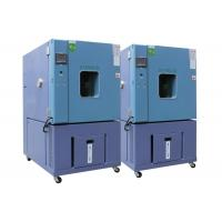 Buy cheap Environmental Testing Equipment / Humidity Control Chamber With Overload Protection from wholesalers