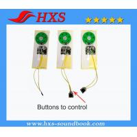 Buy cheap High Quality Music Electronic Greeting Card Sound Chip China Manufacturer from wholesalers