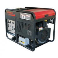 Buy cheap 8KVA Small Diesel Generator 50HZ / 60HZ With Air Cooled product