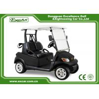 Buy cheap EXCAR Black Seat EXCAR Golf Cars Unique USA Key For 2 Person Golf Course from wholesalers