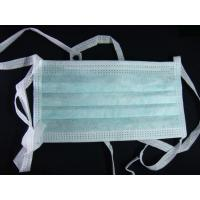 Buy cheap 3 Ply Non-woven Colorful Face Mask from wholesalers