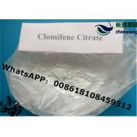 Buy cheap CAS 50-41-9 Safest Anabolic Steroid Anti Estrogen Clomid For Improving Recovery from wholesalers