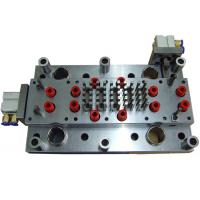 Buy cheap High Speed Precision Automotive Stamping Dies Long Brass Plate Trimming Mold from wholesalers