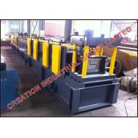 Buy cheap Galvanised Steel Z Sections Purlin Panel Manufacturing Machine from wholesalers
