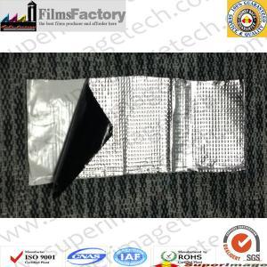 Buy cheap Butyl Tape/Al Foil Butyl Tape/PE Butyl Tape/Exposable Waterproof Membrane product
