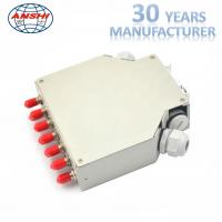 Buy cheap FTTH Fiber Optic Termination Box Wall Mounting Type And Pole Installation from wholesalers