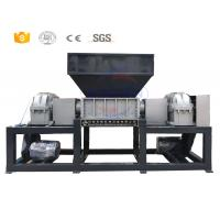 Buy cheap High Capacity Scrap Metal Shredder Machine For Basket Material Low Speed Operation from wholesalers