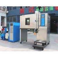 Buy cheap Automatic Comprehensive Environmental Test Chamber Video For Auto Parts 380V from wholesalers