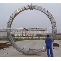 Buy cheap Big Size Slewing Ring Bearing for Construction Machinery, Turntable Bearing from wholesalers