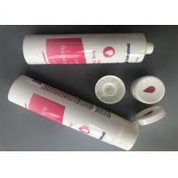 Buy cheap 85g Coloplast Empty Cosmetic Tube With Pad Printing Flip Top Cap Tail Open from wholesalers