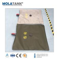Buy cheap Molatank Small Portable Flexible PVC and TPU water storage tank for chemical liquid, water, fuel from wholesalers