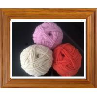 Buy cheap 64NM/2 40% Wool 40% Acrylic 20% Polyester Blended Yarn knitting yarns HB from wholesalers