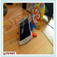 Buy cheap pvc flexible cartoon mobile phone holder from wholesalers