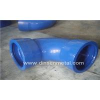 Buy cheap EN545 Ductile iron pipe fittings from wholesalers